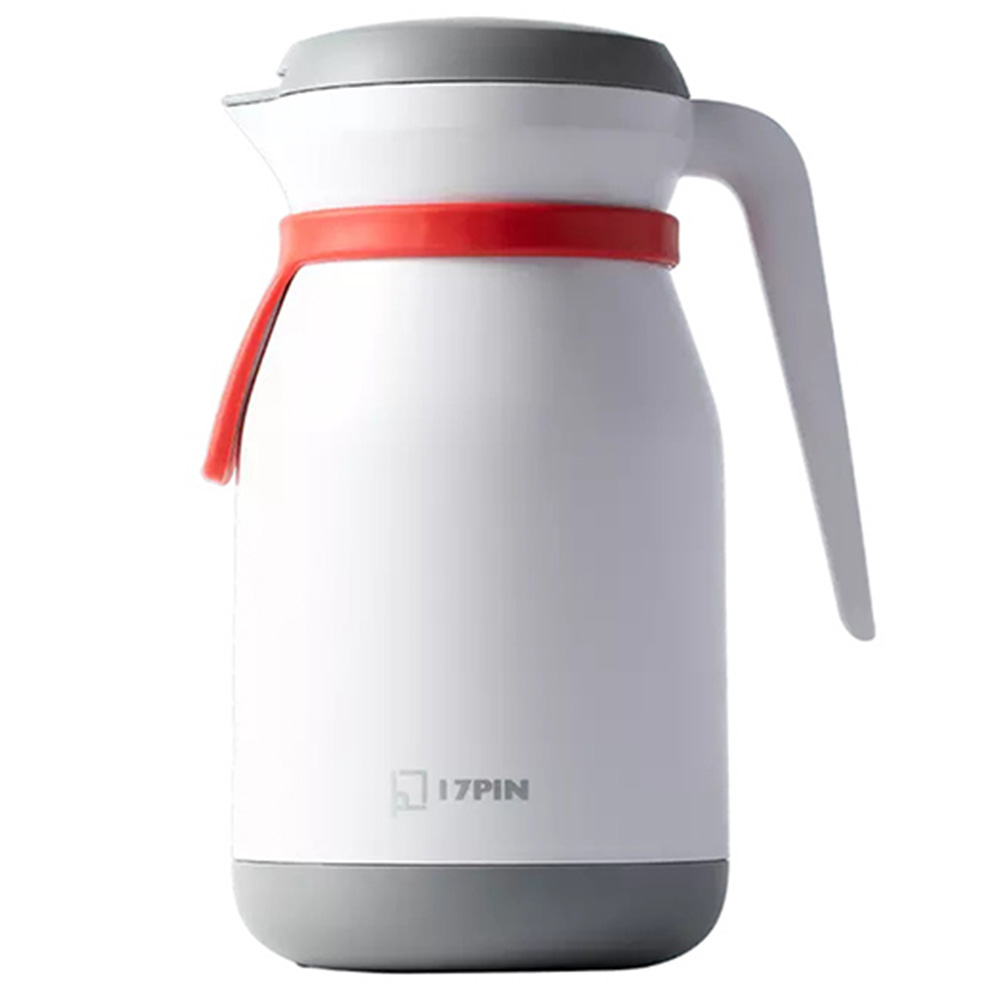 17PIN NXH001 1L Thermos Kettle From Xiaomi Youpin - White