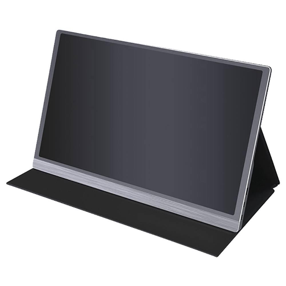 Moniteur portable AOSIMAN ASM-156FC Écran tactile IPS HDR 15.6 pouces Résolution 1920 * 1080 Full Metal Type-C + Mini HDMI Dual Port - Noir