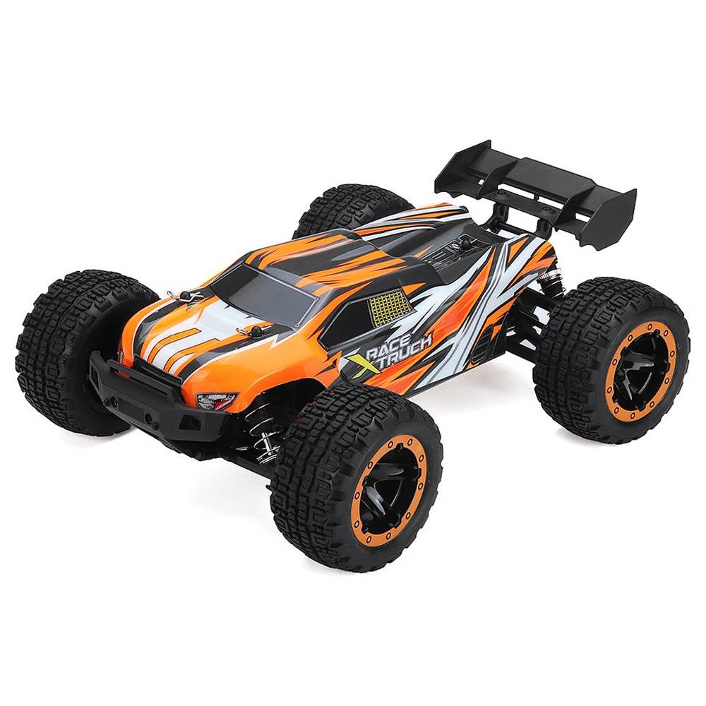 SG 1602 1/16 2.4G 4WD Brushless 45km/h Off-road Monster Truck RC Car Vehicle RTR - Orange