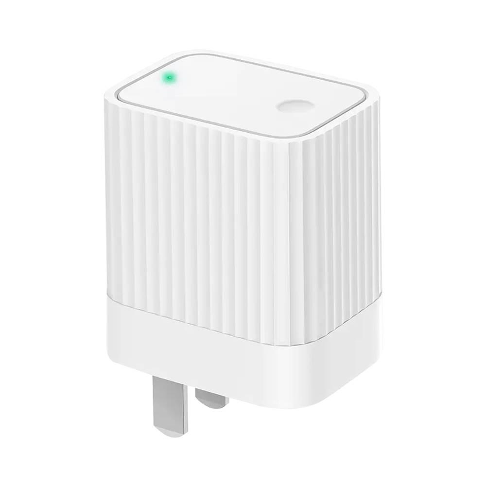 QINGPING Bluetooth WiFi Gateway Współpracuje z Mijia APP Inteligentny zamek drzwi od Xiaomi Youpin - biały