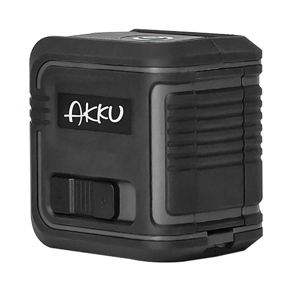 AKKU Infrared Laser Level Measuring Tool Automatic Anping Cross Laser Line - Grey фото