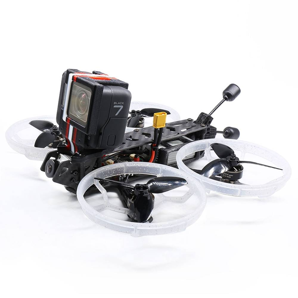 Geprc CineRun HD3 155 ملم 3 بوصة CineWhoop FPV Racing Drone مستقر PRO F7 35A BL_32 DJI FPV Air Unit BNF - Frsky XM + Receiver
