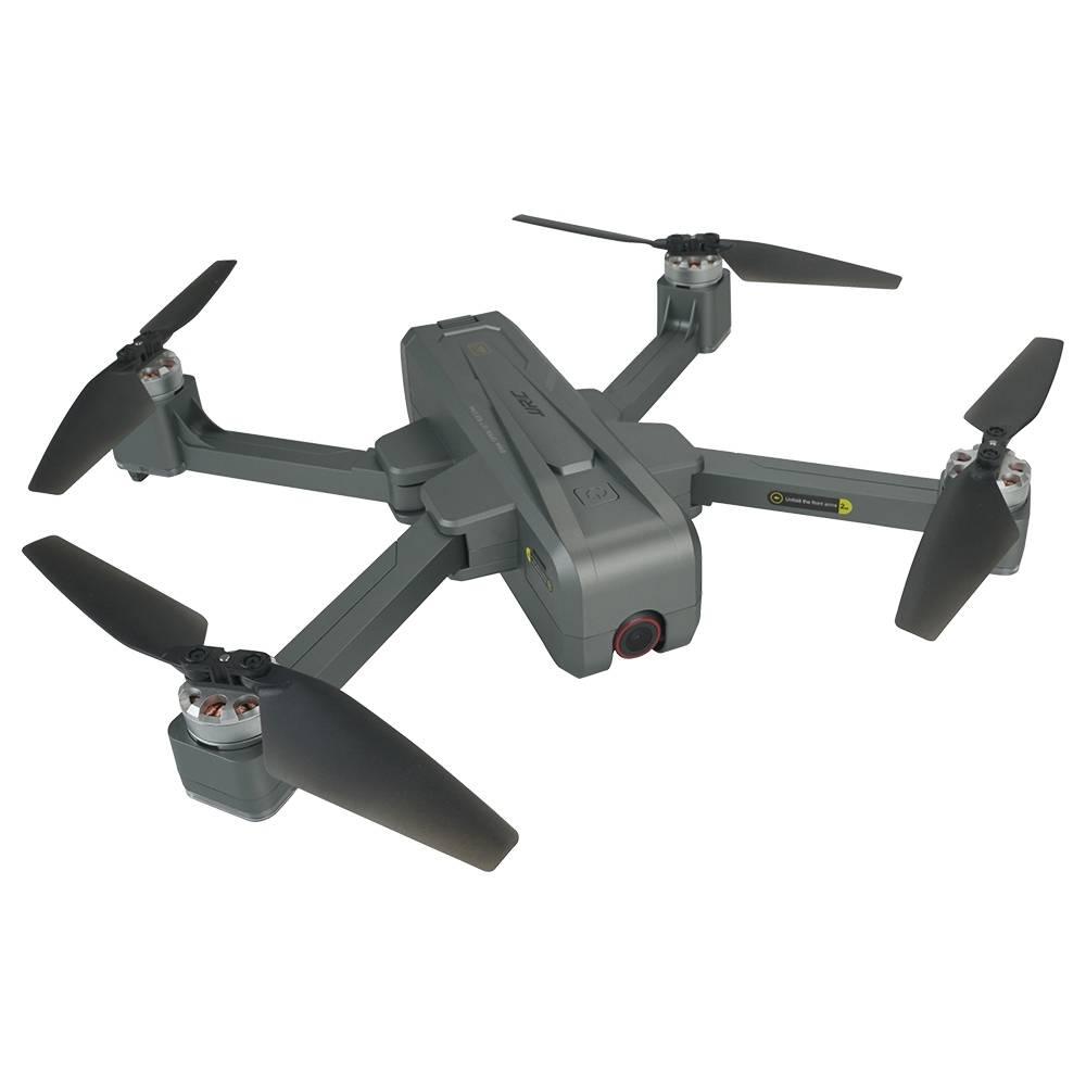 JJRC X11P SCOUTER + 4K 5G WIFI GPS Összecsukható RC Drone ultrahangos optikai áramlásmeghatározó RTF ezüsttel - három elem táskával