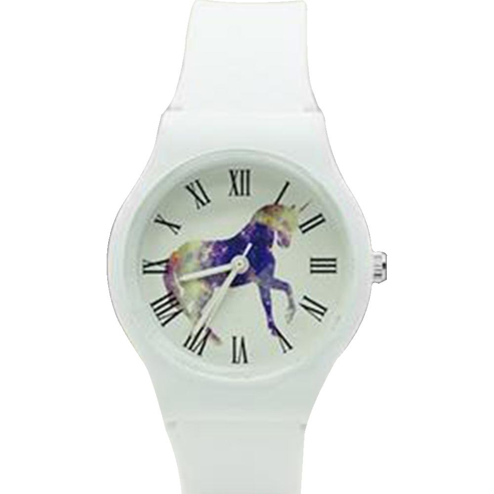 Willis 6018 Outdoor Sports Children & # 39; s orologio con quadrante in stile conciso con un quadrante - bianco