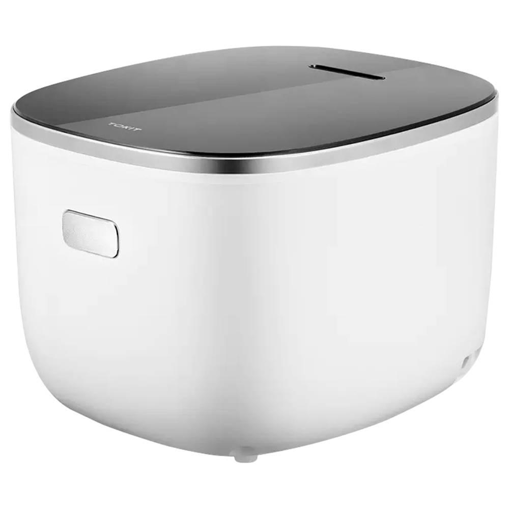 TOKIT TDFBD01ACM IH 4Lスマート炊飯器電磁加熱APP制御Xiaomi Youpinからノンスティック-ホワイト