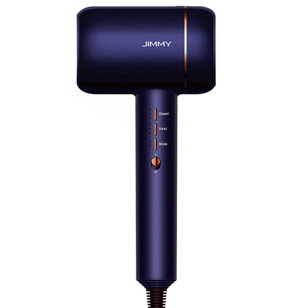 Xiaomi JIMMY F6 Στεγνωτήρας μαλλιών 220V 1800W Ηλεκτρικό φορητό αρνητικό ιόν μειώνοντας το θόρυβο EU - Starlight Purple