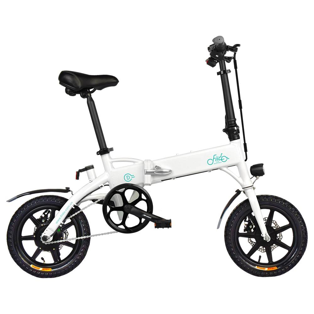 FIIDO D1 Folding Electric Moped Bike Cit