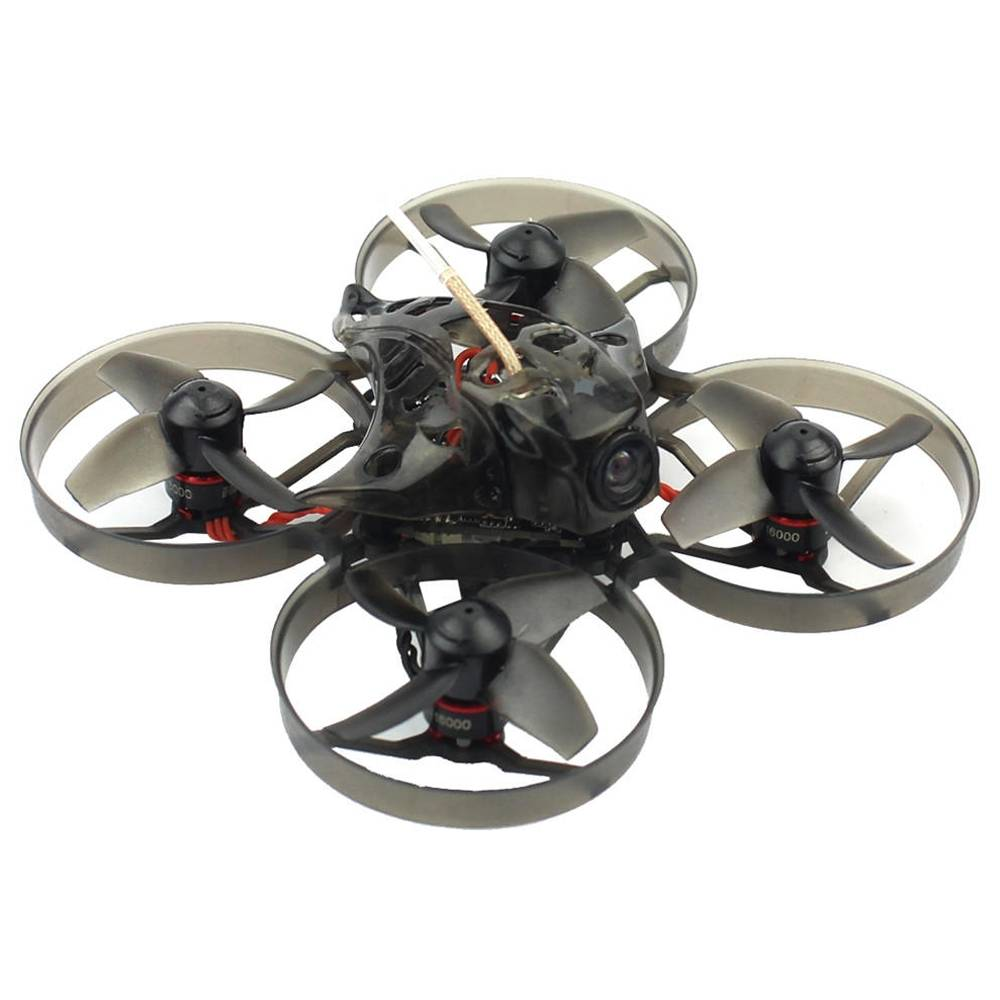 Happymodel Mobula7 75mm 2S Whoop FPV Racing Drone F3 FC OSD Upgrade BB2 ESC Flysky Receiver BNF - Versione standard