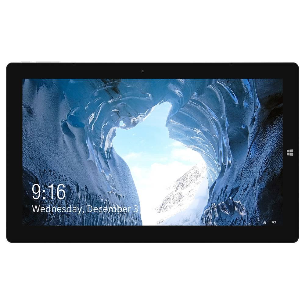 Chuwi UBook Tablet PC Intel Gemini Lake N4100 Schermo da 11.6 pollici Windows 10 con tastiera 8 GB RAM 256 GB SSD - Nero