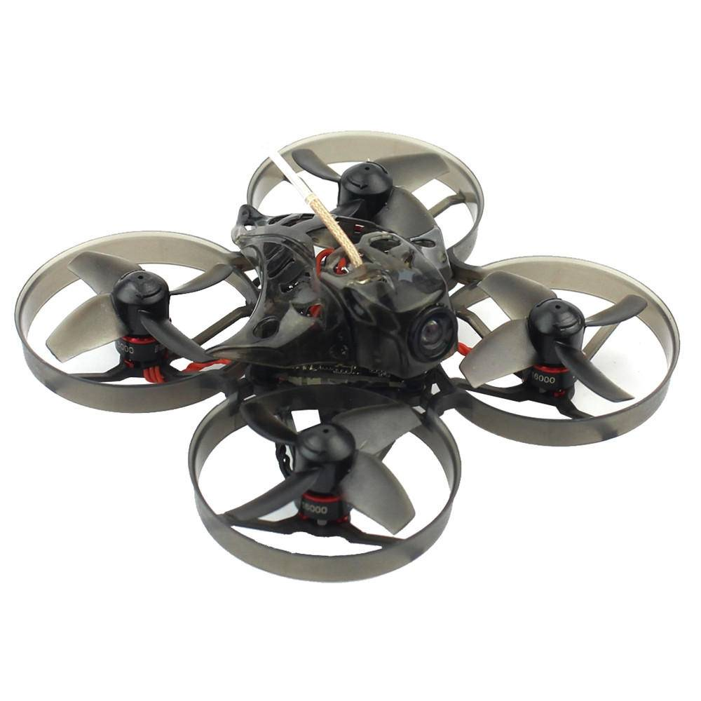 Happymodel Mobula7 75mm 2S Whoop FPV Racing Drohne F3 FC OSD-Upgrade BB2-Regler Frsky NON-EU-Empfänger BNF - Basisversion