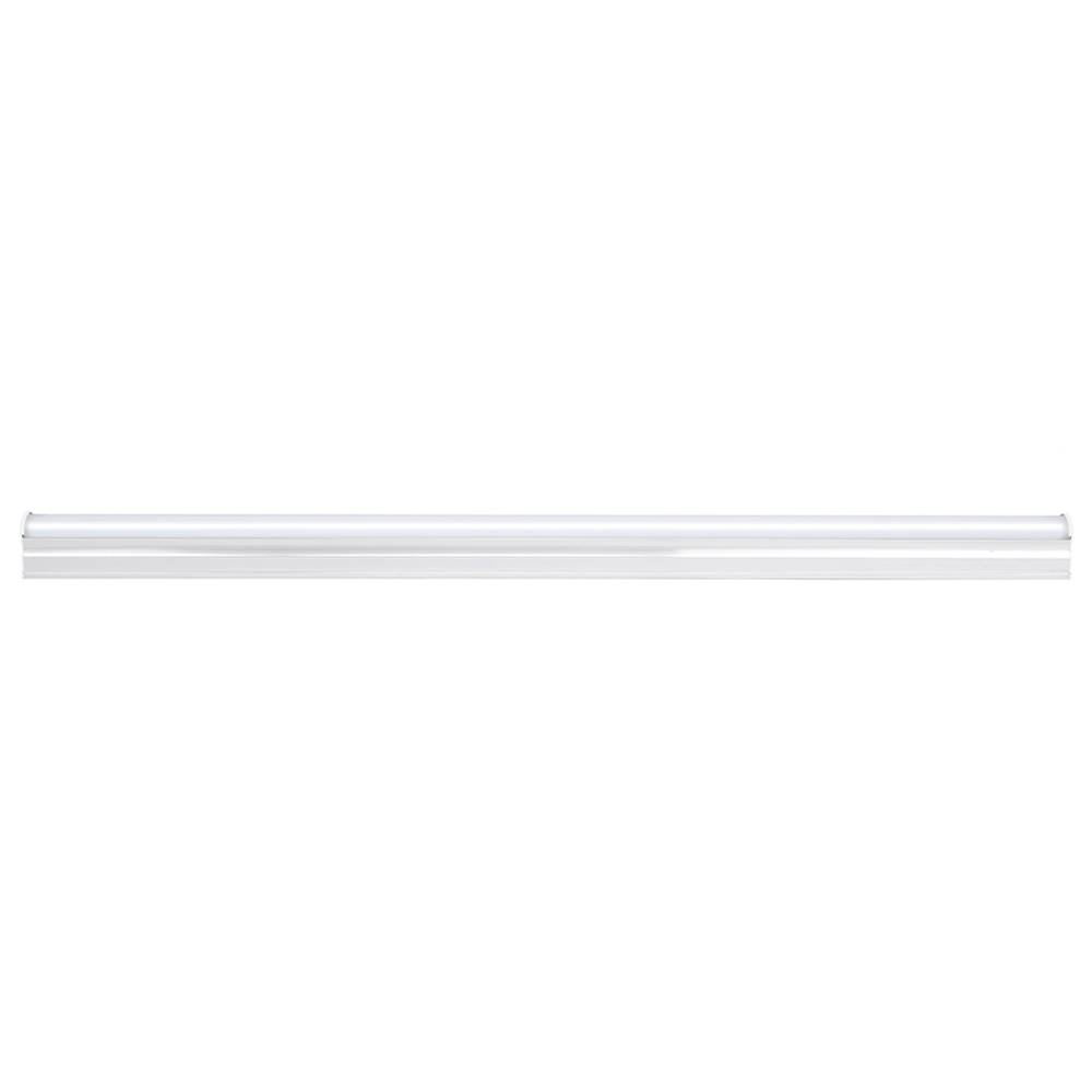 2pcs Tycolit T5L60AX2 LED Opaque Light Tube 60cm 9W 900lm 6500K For Living Room Bathroom Bookcase - White фото