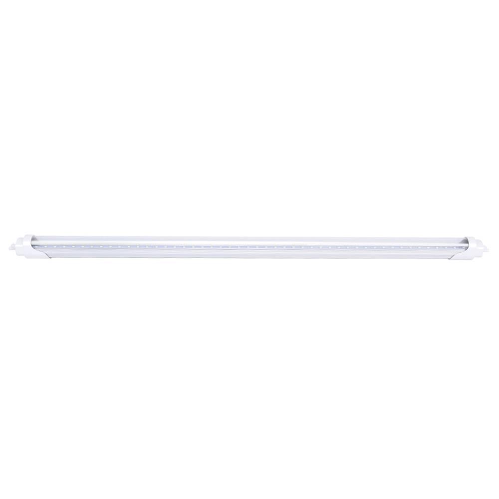 2pcs Tycolit T8L90BX2 LED Opaque Light Tube 90cm 14W 1200lm 6500K For Living Room Bathroom Bookcase - White