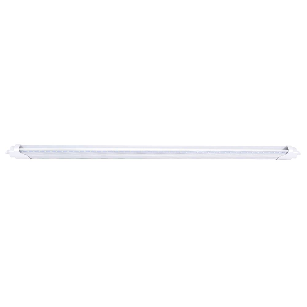 2pcs Tycolit T8L150BX2 LED Opaque Light Tube 150cm 20W 2000lm 6500K For Living Room Bathroom Bookcase - White