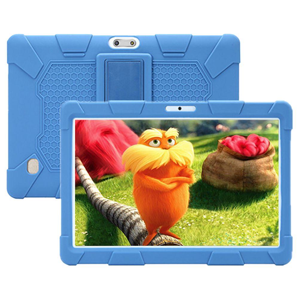Binai Mini101s Kids Tablet PC MT6580 10.1 Inch 1280*800 Screen Android 7.0 2GB RAM 32GB eMMC - Blue фото