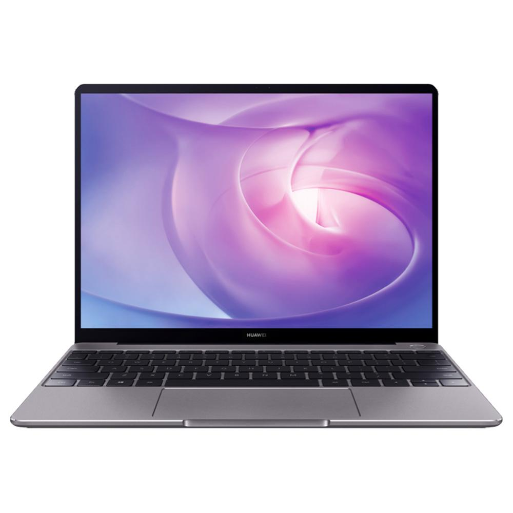 HUAWEI MateBook 13 2020 Laptop Intel Core i7-10510U Quad Core 13 & quot؛ شاشة IPS 2160x1440 GeForce MX250 Windows 10 16GB RAM 512GB SSD - Gray