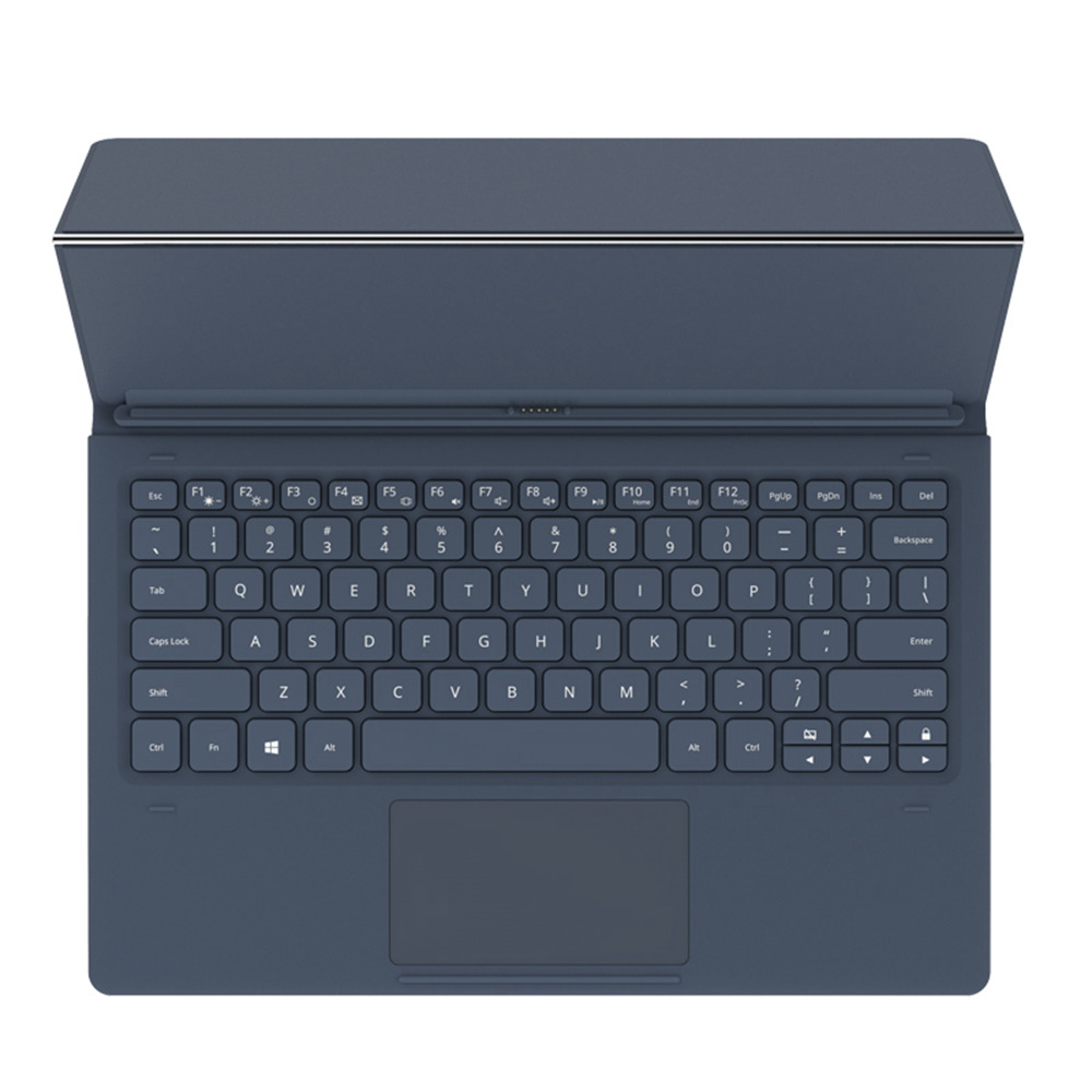 Original ALLDOCUBE CUBE CDK13 Magnetic Docking keyboard with Touch Panel for KNOTE 5 - Blue фото