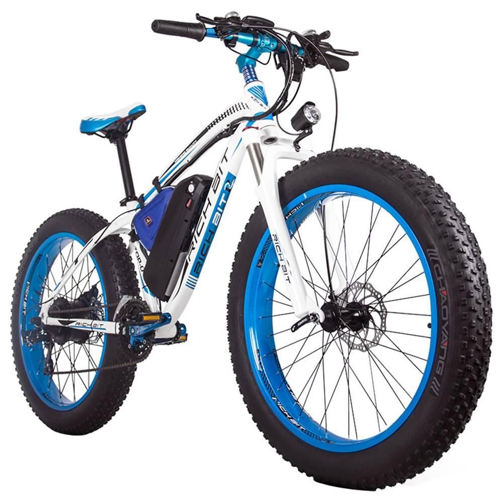RICH BIT TOP-022 Electric Mountain Bike