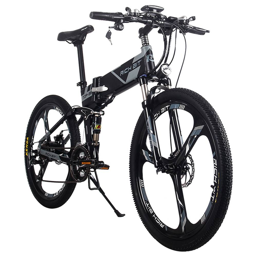 RICH BIT TOP-860 Folding Electric Moped