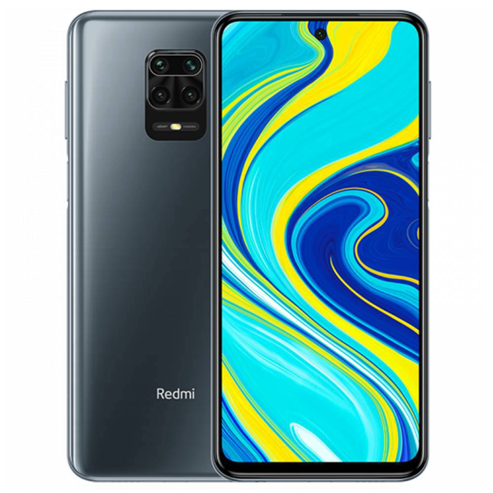 Xiaomi Redmi Note 9 Pro 6.67 Inch 4G LTE Smartphone Qualcomm Snapdragon 720G 6GB RAM 128GB ROM Quad Rear Cameras Android 10.0 Dual SIM Dual Standby Global Version - Black