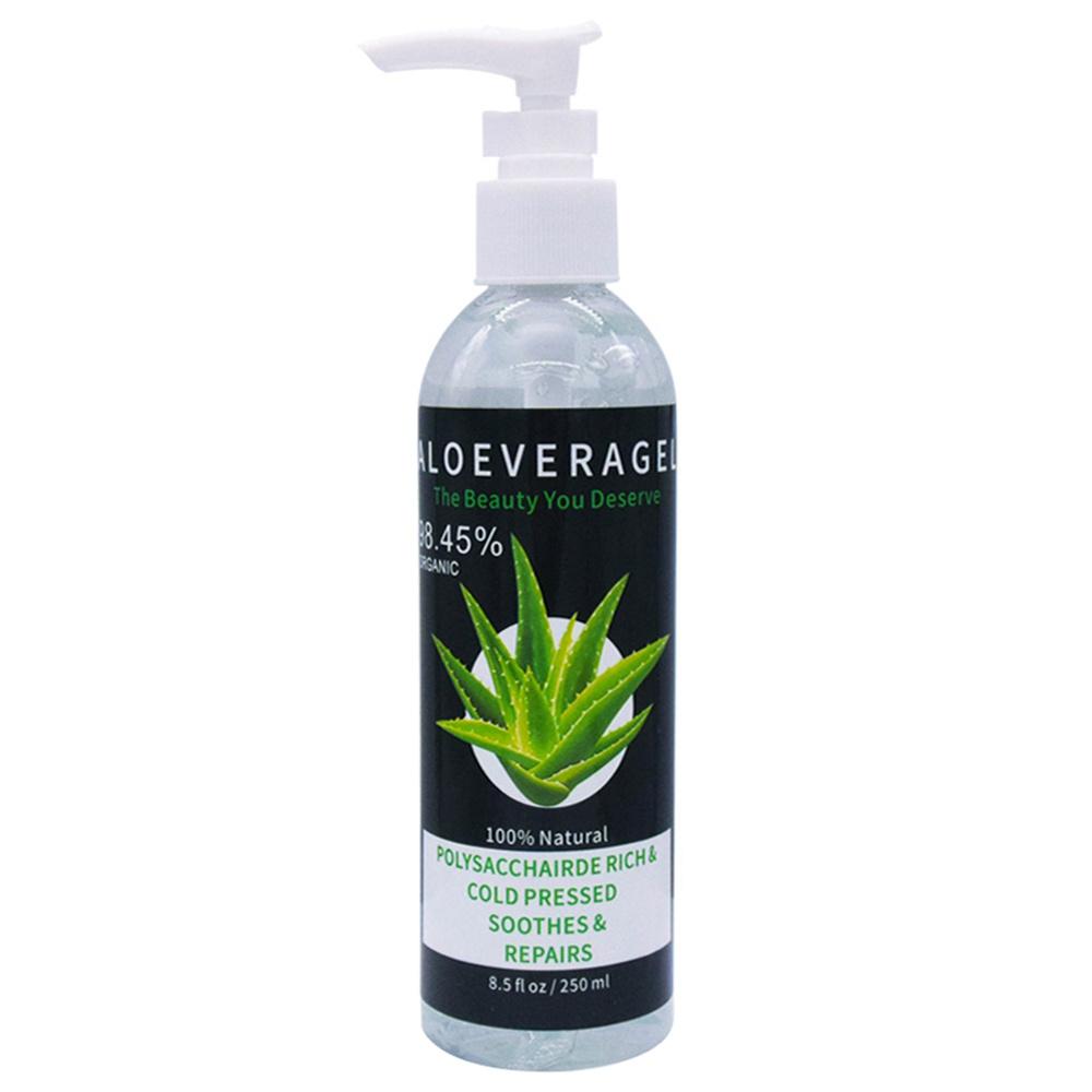 Aloe Vera Gel Αντι-ακμής Φλεγμονώδεις δαγκώματα από κουνούπια Επιδιόρθωση βλάβης του δέρματος - Πράσινο