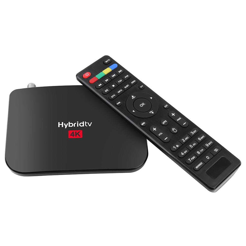 Mecool M8S Plus S2 DVB-SS2S2 4K TV BOX