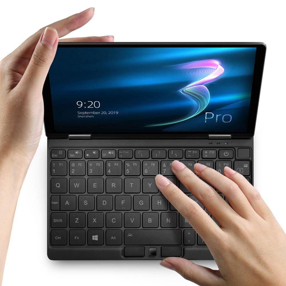 One Netbook One Mix 3 Pro Platinum Edition Laptop English Keyboard Intel Core i7-10510Y 8.4
