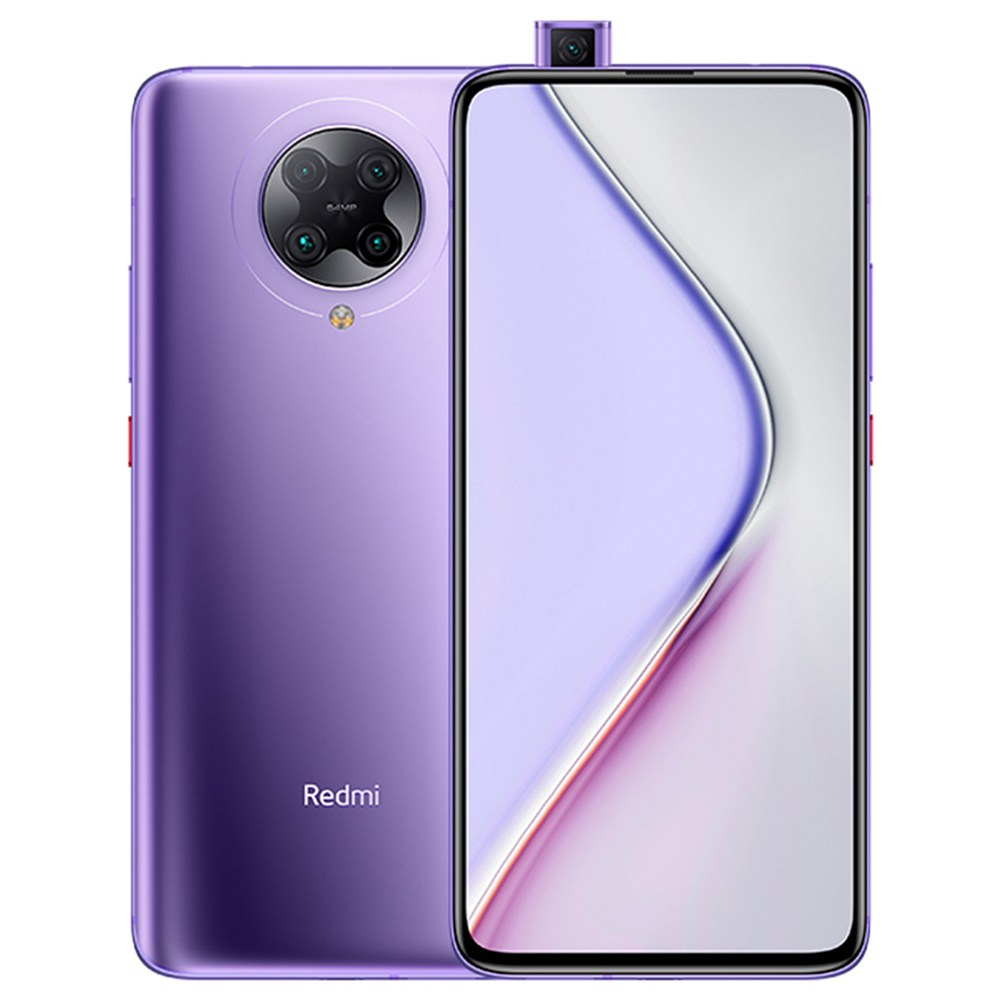 "Xiaomi Redmi K30 Pro Zoom Edition CN Version 6.67"" 5G Smartphone Snapdragon 865 8GB RAM 256GB ROM Quad Rear Camera Android 10.0 - Purple"