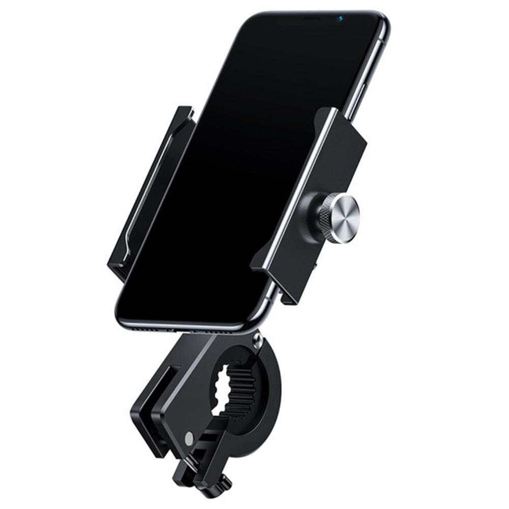 Baseus CCF40-01 Bike Motorcycle Phone Holder Black