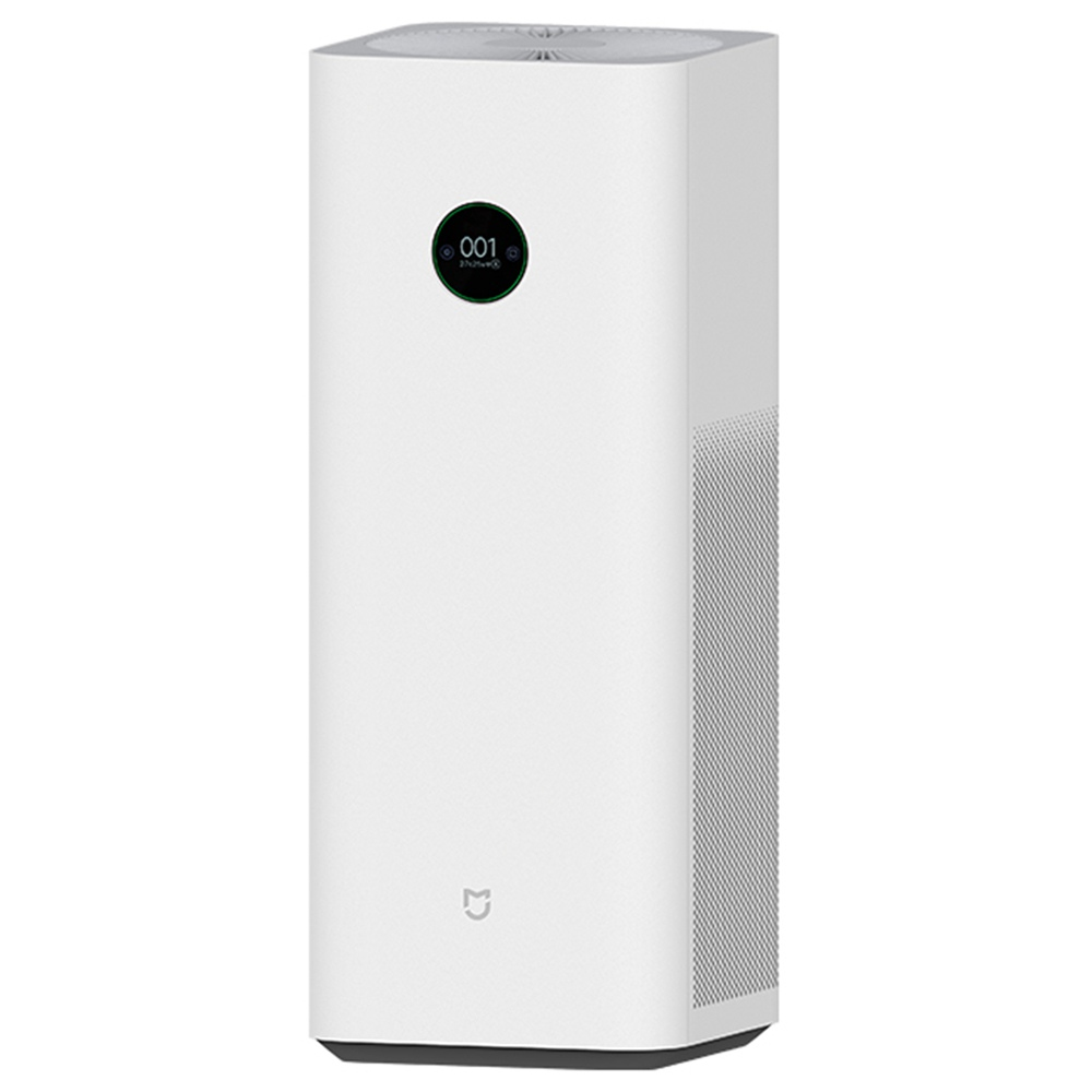 Xiaomi Mijia Smart Air Purifier F1 Intelligent Control OLED Touch Display Strong Sterilization Anti-haze Aldehyde Efficient Removal PM2.5 Formaldehyde - White