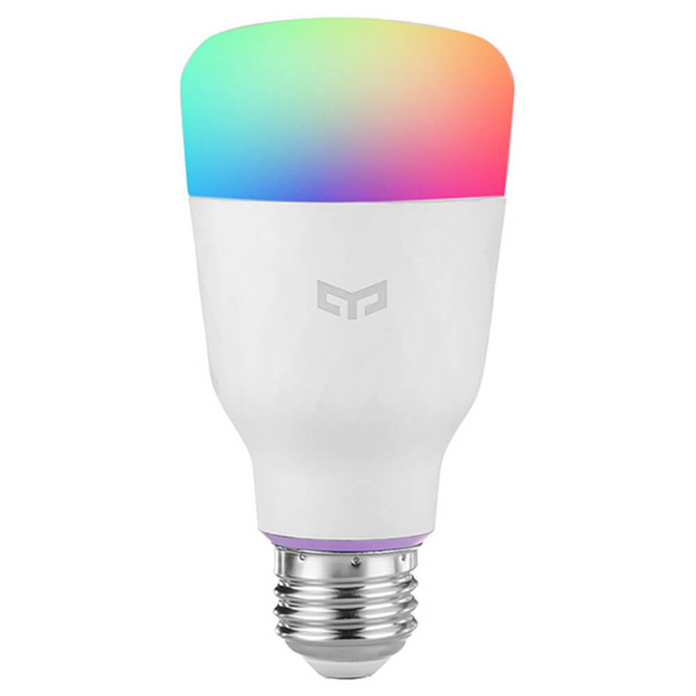 Xiaomi Yeelight 1S Smart Glühbirne 8.5 W RGB E27 16 Millionen APP - Weiß
