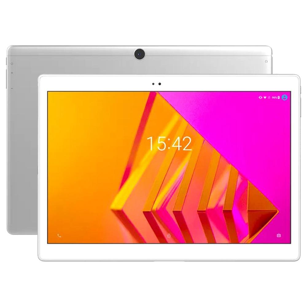 ALLDOCUBE X NEO 4G LTE Tablette PC Qualcomm Snapdragon 660AIE 10.5 pouces 2560 x 1600 écran Adreno 512 GPU 4 Go de RAM 64 Go ROM Android 9.0 - Argent