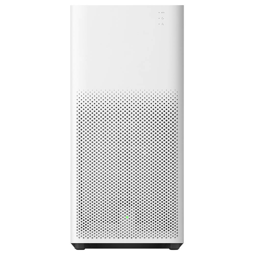 Xiaomi Mijia Air Purifier 2H HEPA Φίλτρο τριπλής στρώσης Αφαίρεση φορμαλδεΰδης Παρακολούθηση AQI σε πραγματικό χρόνο Βοηθός Google Amazon Alexa Voice Control Home Office International Version - White