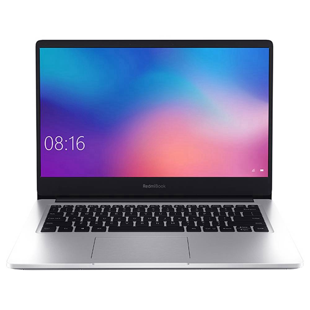 Xiaomi Redmibook 14 Ryzen Edition 14 pollici FHD Schermo AMD Ryzen7 3700U Quad Core 16GB DDR4 512GB SSD Windows 10.0 Home - Argento
