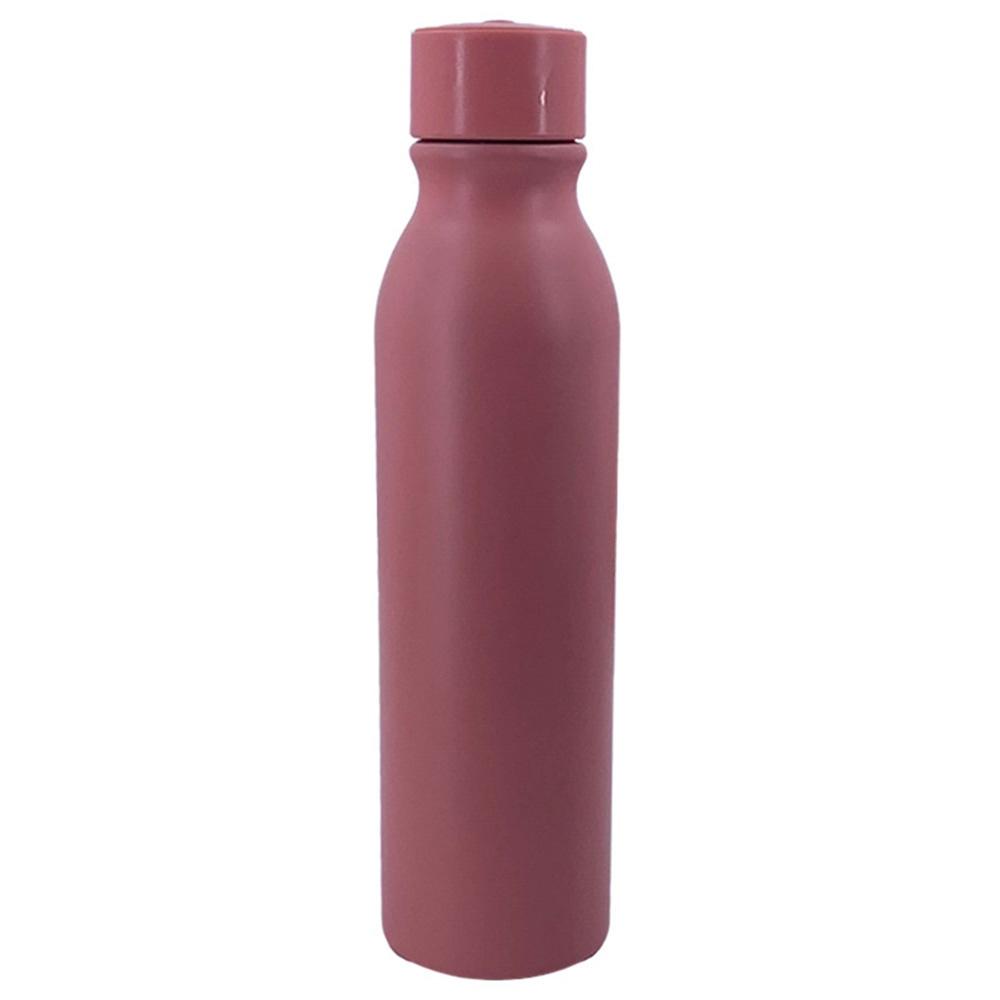 550mlディープUV滅菌サーモス精製飲料水滅菌率99.9%USB充電ホームオフィス-ピンク