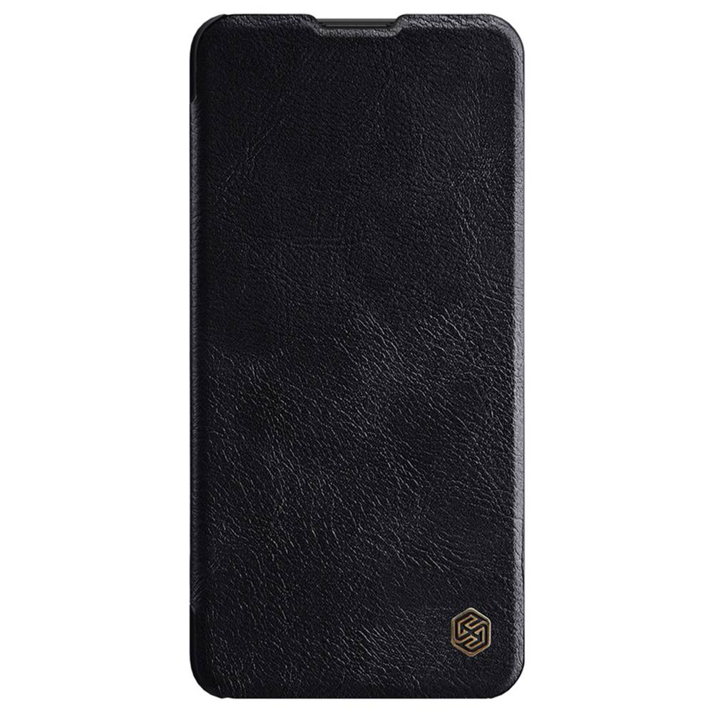 NILLKIN Protective Leather Phone Case For HUAWEI P40 Smartphone - Black