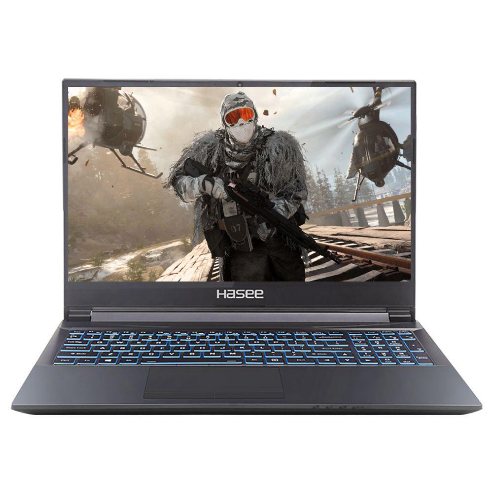 Hasee Z8 Cu5na Gaming Laptop I5 10300h 15 6 144hz 8gb 512gb Black