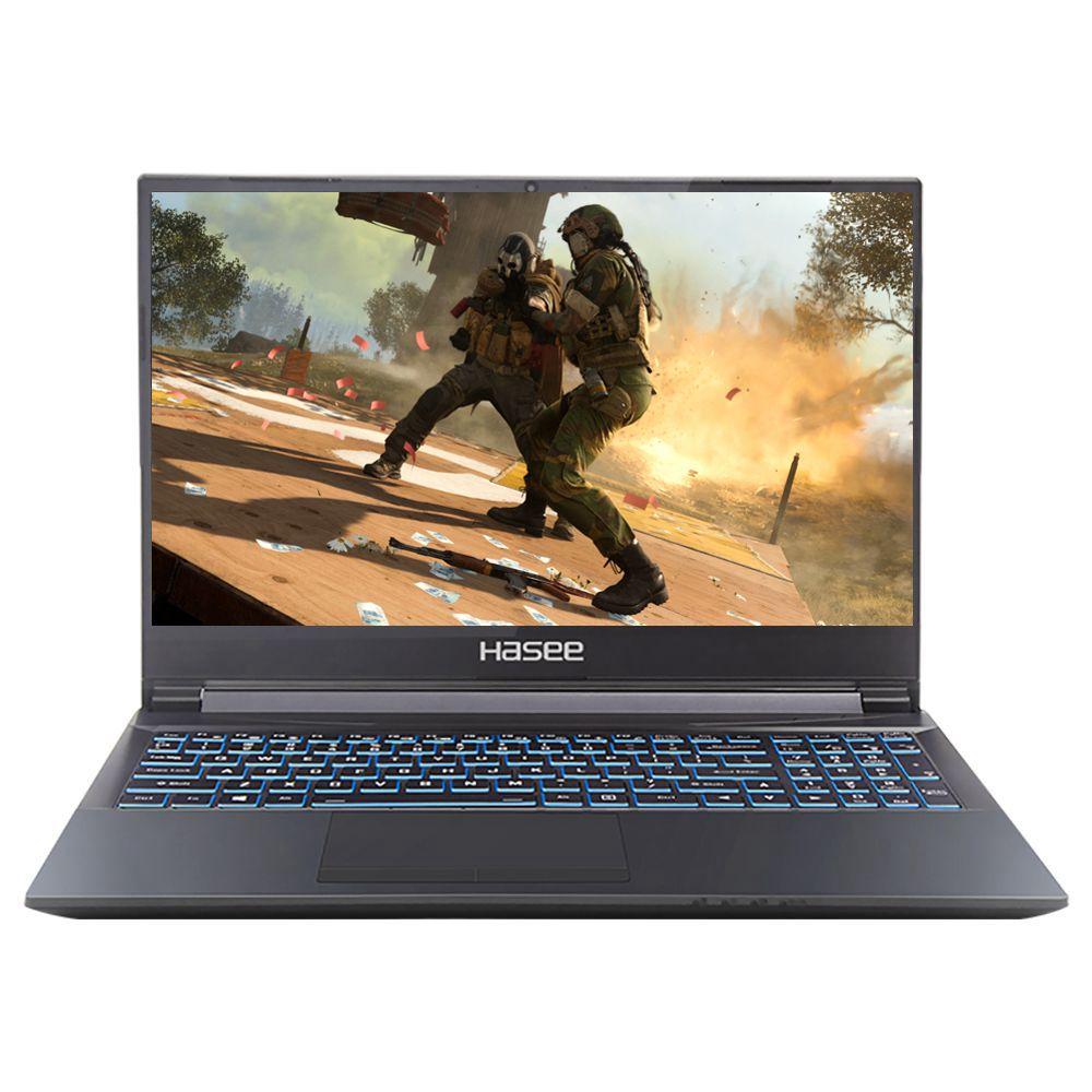 Hasee Z8 Cu7na Gaming Laptop I7 10750h 15 6 144hz 8gb 512gb Black