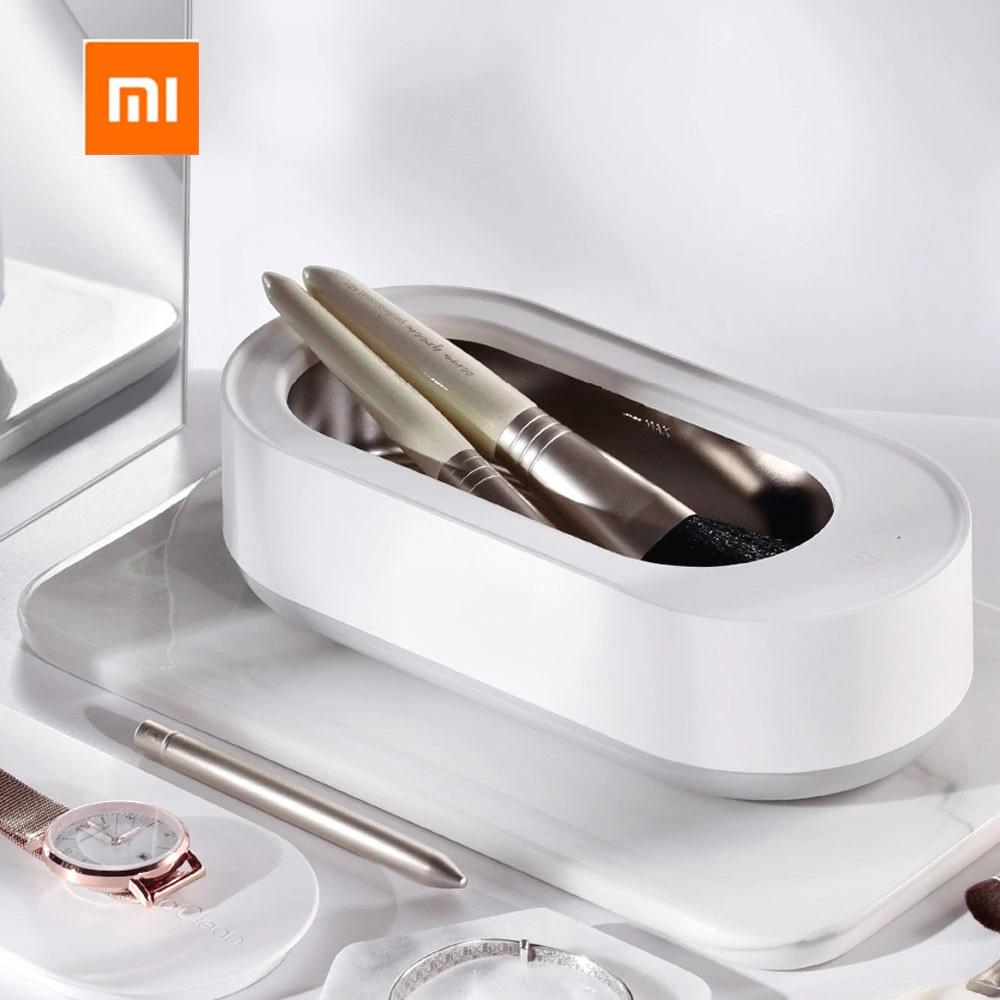 Xiaomi EraClean المنظف بالموجات فوق الصوتية المحمولة معدات الغسيل - وايت