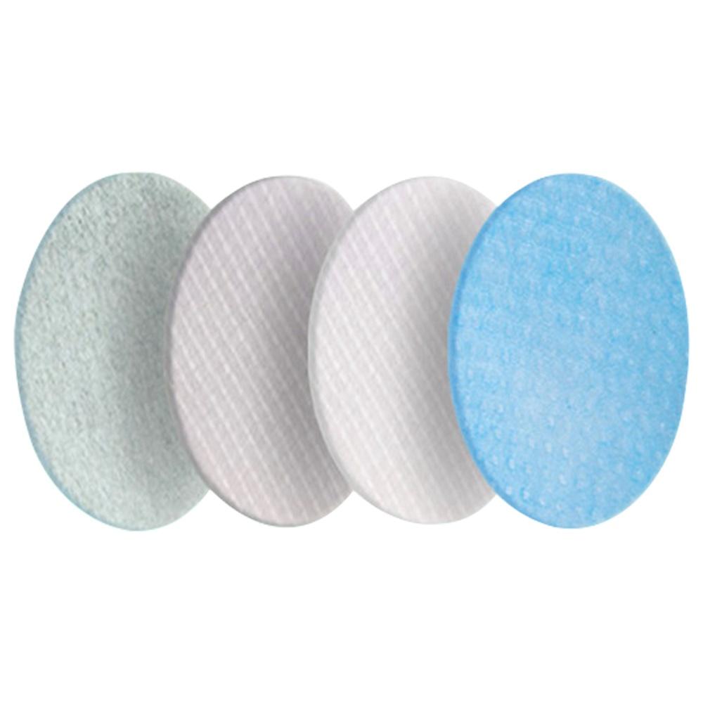 Αντικαταστάσιμο φίλτρο 5PCS για έξυπνη ηλεκτρική μάσκα προσώπου Ανθεκτική στη σκόνη