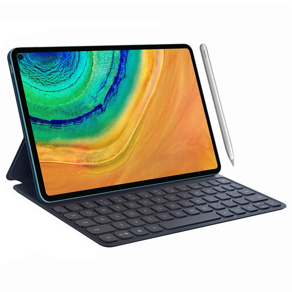HUAWEI MatePad Pro Tablet 5G CN Rom Version HiSilicon Kirin 990 10.8 Inch 2560 x 1600 IPS Screen Android 10.0 8GB RAM 512GB ROM 7250mAh Battery Dual Camera - Green