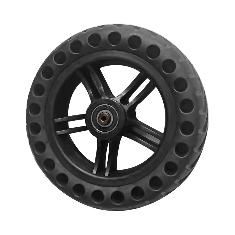 Rear Wheel For KUGOO S1 Pro Folding Electric Scooter - Black