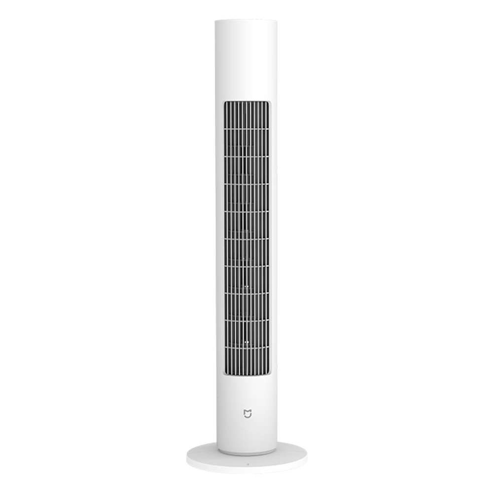 Xiaomi Mijia Smart Bladeless Tower Fan DC Frequency Conversion Mi Home App Control Quiet Energy Saving Summer Cool Down - CN Plug