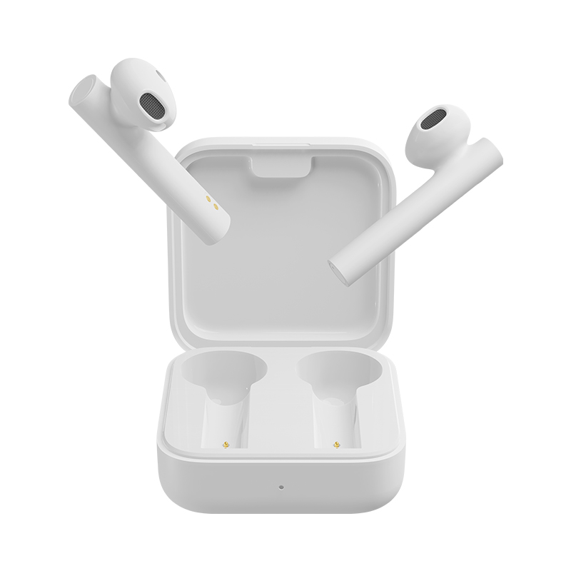 Xiaomi Air2 SE Bluetooth 5.0 TWS Earphones 14.2mm Moving Coil Pop UP الاقتران الاستخدام المستقل