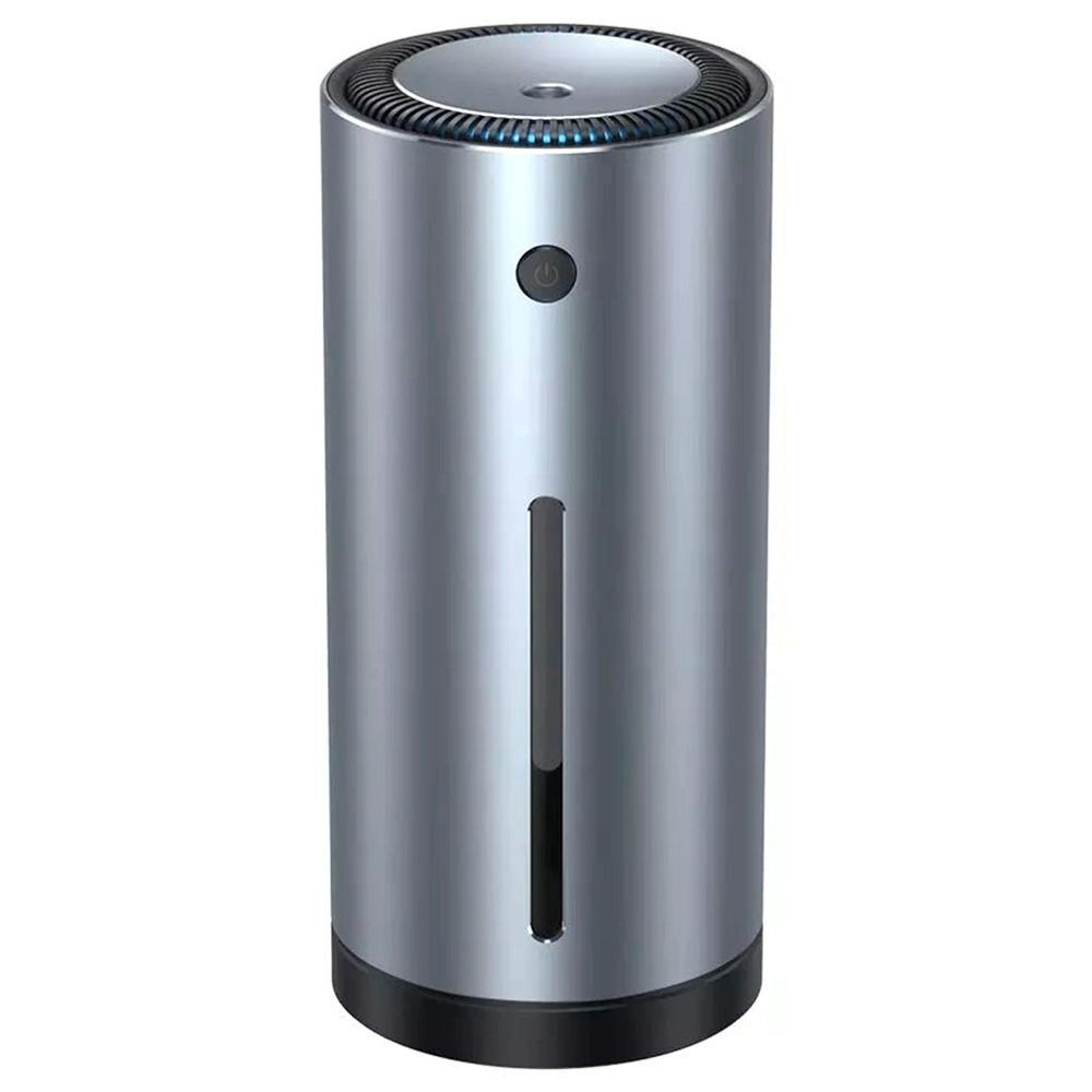 Baseus 300ml مرطب هواء للسيارة يعمل تلقائيًا بإيقاف تشغيل ضوضاء منخفضة - رمادي داكن