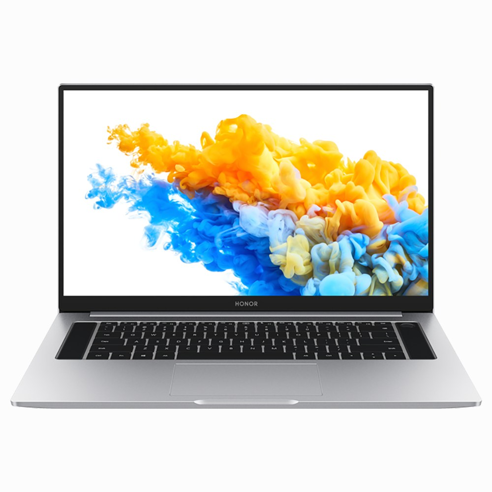 Huawei Honor MagicBook Pro 2020 laptop Intel Core i5-10210U 16.1 pollici 1920 x 1080 schermo opaco IPS NVIDIA GeForce MX350 Windows 10 16GB DDR4 512GB SSD Altoparlante stereo incorporato - Argento