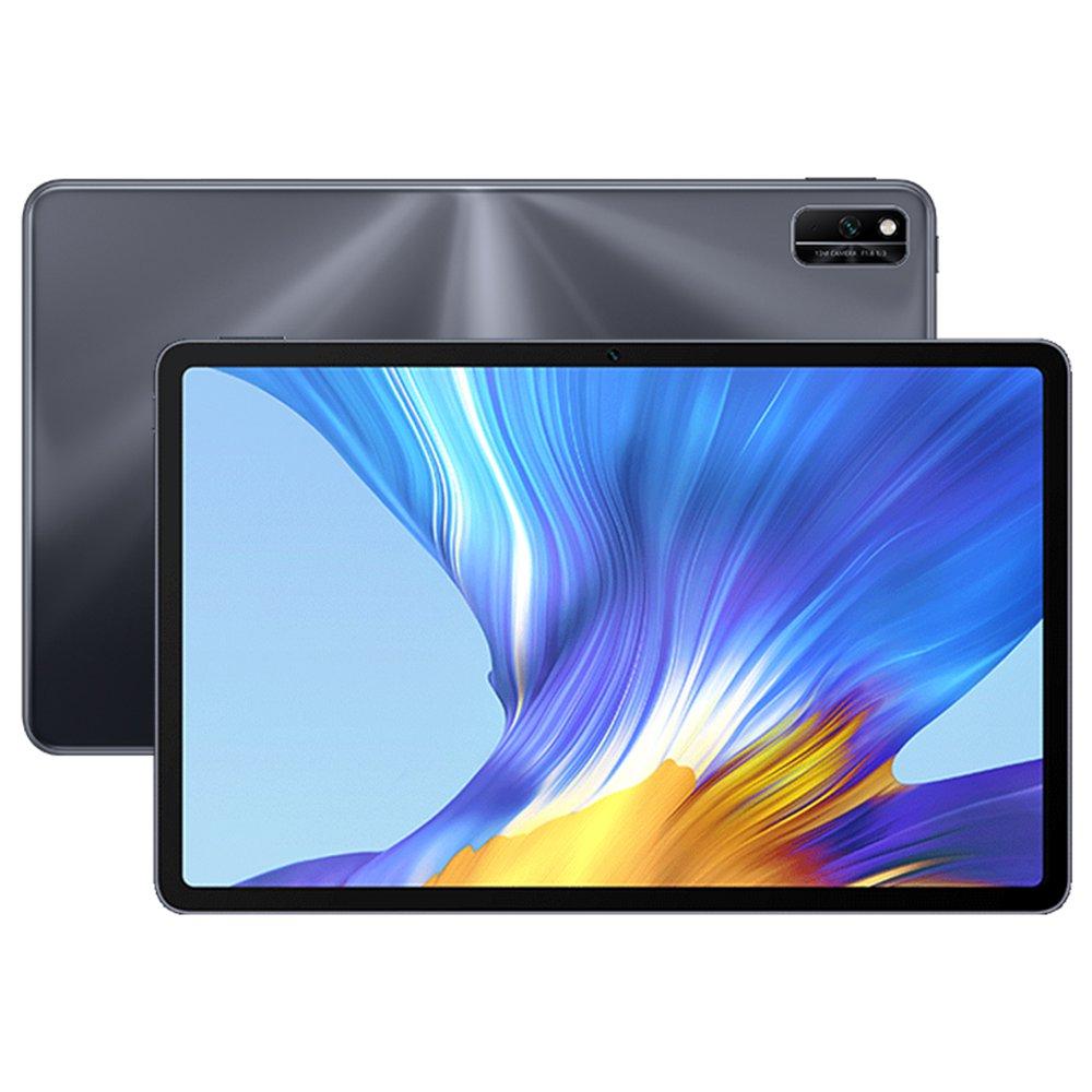 HUAWEI Honor V6 CNバージョンWiFiタブレット10.4インチ2K IPSスクリーンHiSilicon Kirin 985 6GB RAM 128GB ROM Android 10.0 13.0MP + 8.0MPデュアルカメラ7250mAhバッテリー-ブラック
