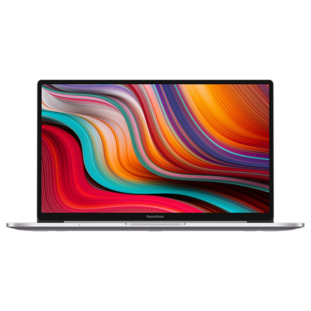 Xiaomi Redmibook 13 Ryzen Edition Laptop AMD Ryzen 5 4500U 13.3 Inch 1920 x 1080 FHD Screen Windows 10 8GB DDR4 512GB SSD Full Size Keyboard CN Version - Silver