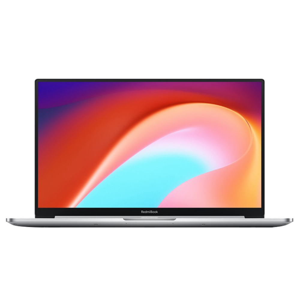 Xiaomi Redmibook 14 II Ryzen Edition Laptop AMD Ryzen 5 4500U 14 Zoll 1920 x 1080 FHD-Bildschirm Windows 10 16 GB DDR4 512 GB SSD-Tastatur in voller Größe CN-Version - Silber