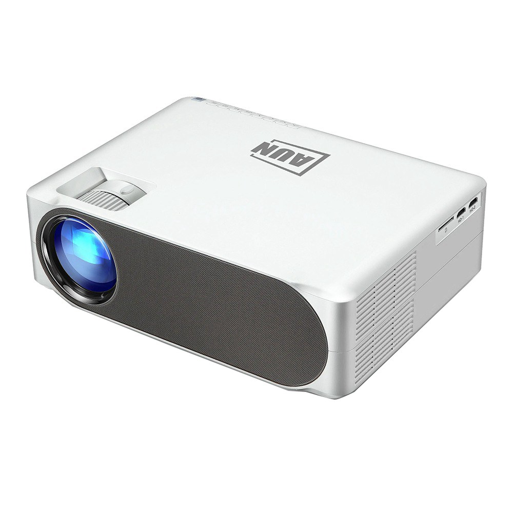 حياة برايت! AKEY6S 5800LM Native 1080P Android LED Projector WiFi Bluetooth Miracast HDMI VGA USB AV SD