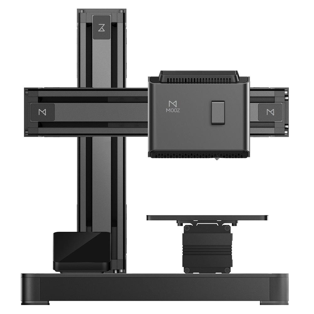 DOBOT MOOZ-1 Stampante metallica metallica trasformabile di livello industriale Stampante 3D ad asse Z singolo Supporta la stampa laser CNC